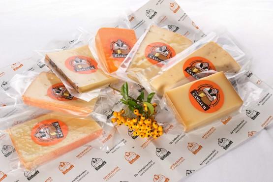 Kennenlernpaket Käse